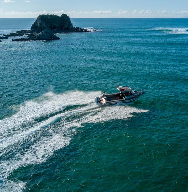 Fishmeister - fishing charters from Mangawhai, north of Auckland