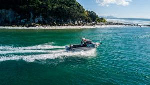 Sightseeing from Mangawhai with Fishmeister