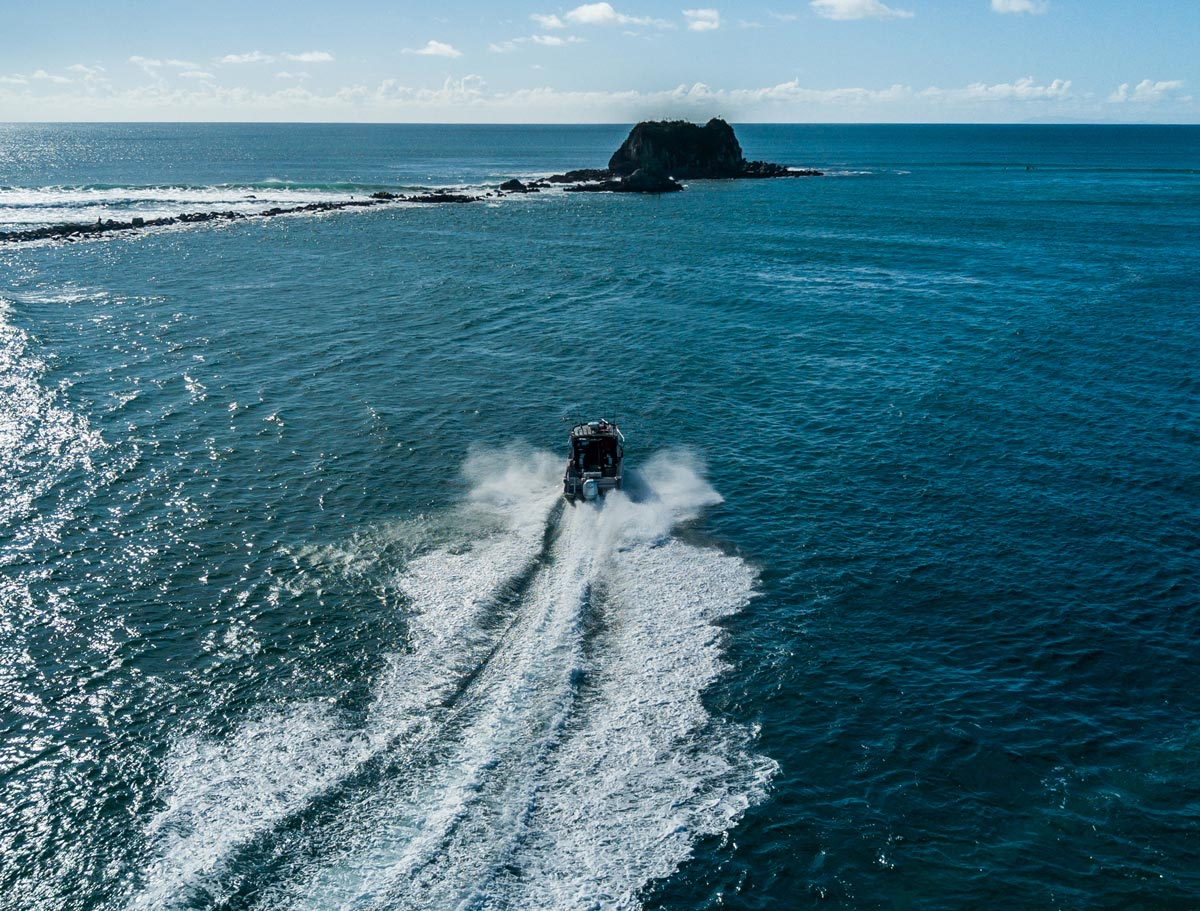 Fishmeister - fishing charters out of Mangawhai, 80 minutes north of Auckland