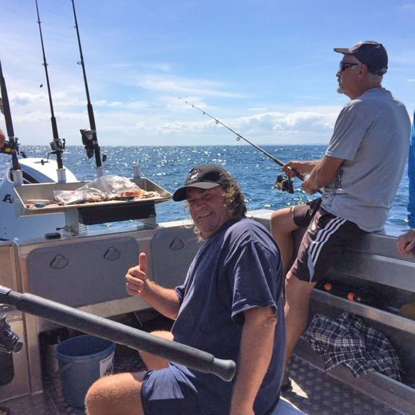 Fishing charters from Mangawhai, Northland